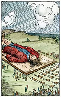 GulliverS Travels C1900 NgulliverS Journey To The Metropolis Drawing From An Early 20Th Century Edition Of Jonathan SwiftS Book Poster Print by (18 x 24)