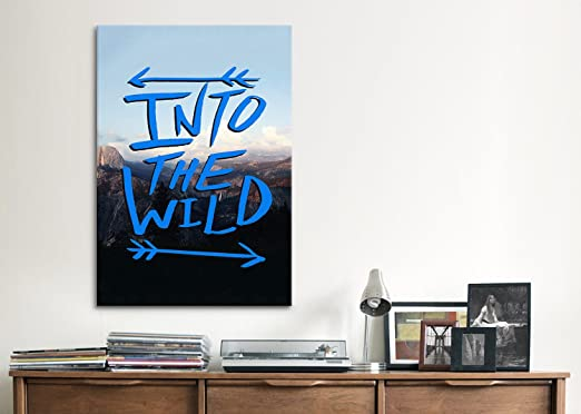 Icanvasart Lfs37 3 Piece Into The Wild Yosemite By Leah Flores Canvas Print 60 By 40 Inch 0 75 Inch Deep Posters Prints