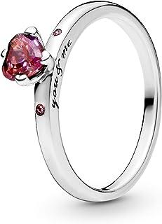 comprar comparacion Pandora Jewelry - Anillo para mujer en plata de ley con circonita cúbica
