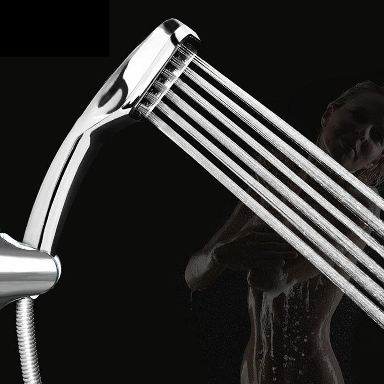 Hand Shower Rain Shower Head Shower Gan Night Water Saving Shower Bath Shower Set Shower,Figure
