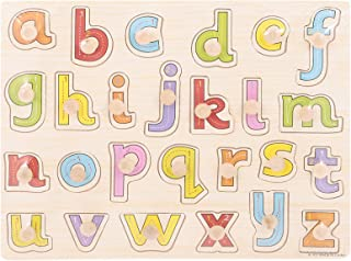 Canoe Dotted Line Small Letters Alphabet Puzzle - CT151216RJ07
