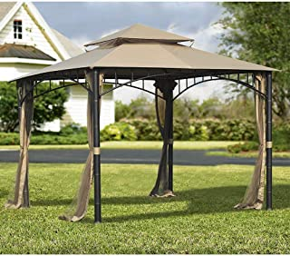 Best replacement canopy for 10 x 10 gazebo Reviews