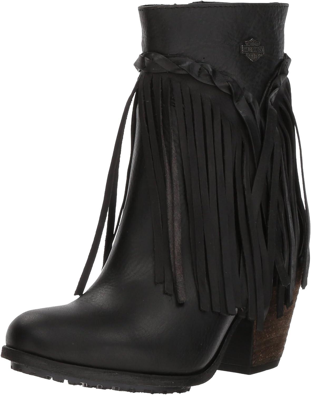 HARLEY-DAVIDSON FOOTWEAR Unisex-Adult Retta Fashion Boot