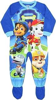 Paw Patrol Toddler Boys Footed Pajamas Blanket Sleeper Mission Pawsible