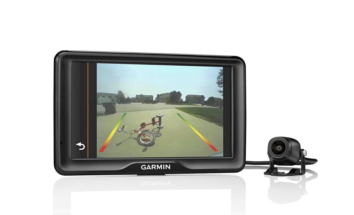 Garmin nüvi 2798LMT Portable GPS with Backup Camera
