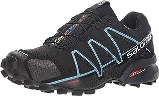 Salomon Speedcross 4 GTX W, Chaussures de Trail Imperméables Femme