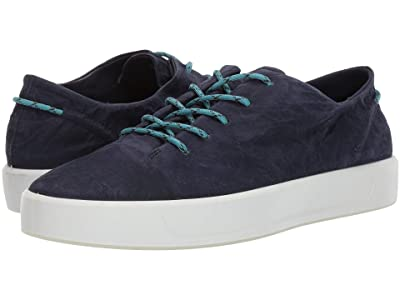 ECCO Soft 8 Dyneema Sneaker (Night Sky) Men