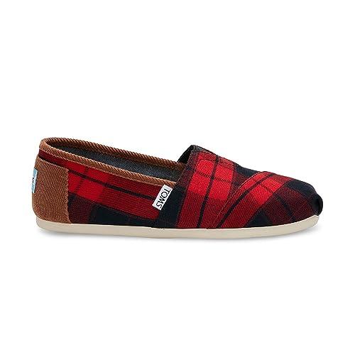 c0d0a7cf002 TOMS Women s Classic Canvas Slip-On Shoe