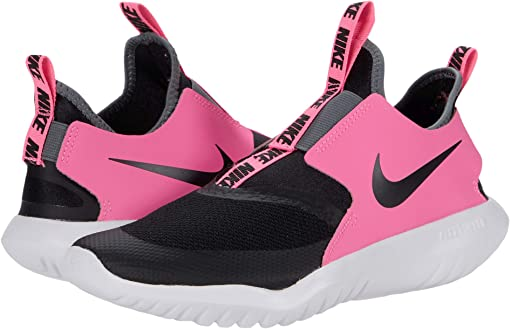 Black/Black/Pink Glow/Smoke Grey