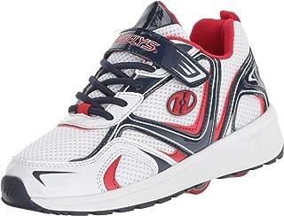 Heelys Kids Girls Rise X2 Low Top Lace Up Running Sneaker US