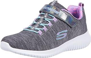 Skechers Kids Girls' Ultra Flex - First Choice Sneaker, GYMN