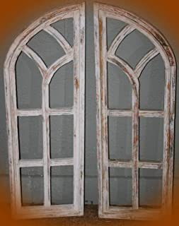 church window picture frame