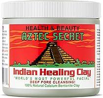 Aztec Secret - Indian Healing Clay - 1 lb. | Deep Pore Cleansing Facial & Body Mask | The Original 100% Natural Calcium...