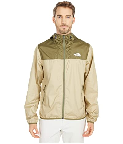 The North Face Cyclone 2 Hoodie (Twill Beige/Burnt Olive Green) Men
