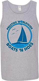 Prestige Worldwide Presents Boats 'n Hoes - Funny Summer Tank Top