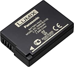 Panasonic DMW-BLD10 Rechargeable Lithium Ion Battery for Lumix GF2 Cameras