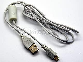 FidgetFidget USB Data Cable Cord for Canon PowerShot ELPH 100HS 110HS 300HS 310HS 320HS 330HS