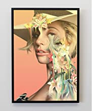 Lady Gaga POSTER/Lady Gaga artwork/Lady Gaga decor