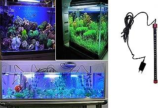 DESPACITO® RS Electrical Fully Submersible LED Aquarium Light/Lamp (Freshwater Fish Tank, Saltwater Fish Tank) (Blue+White, RS 300 Led Light)