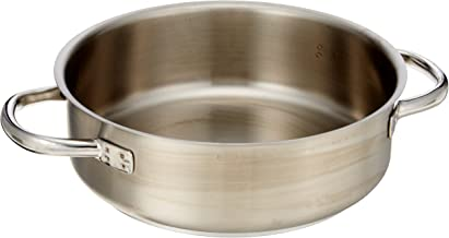 Paderno Stainless Steel 4 Quart Rondeau Pot