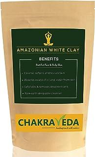 Amazonische witte klei, puur en 100% natuurlijk, 100g door ChakraVeda