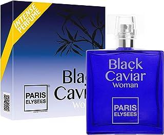 Black Caviar Agua de perfume para mujeres Eau de toilette Paris Elysees Vaporizador 100 ml