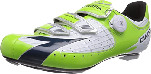 Diañora Vortex- Comp - Hauszapatos de ciclismo de material sintético unisex