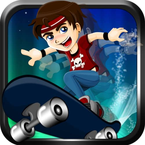 Skate Board Master Ollie Trix
