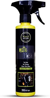 Wavex® Matte Finish Bike Polish Maintainer 350ml