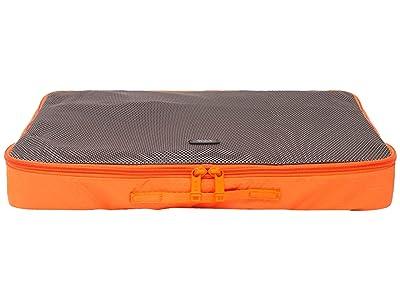 Tumi TUMI x Chris Pratt Extra Large Packing Cube (Orange) Luggage