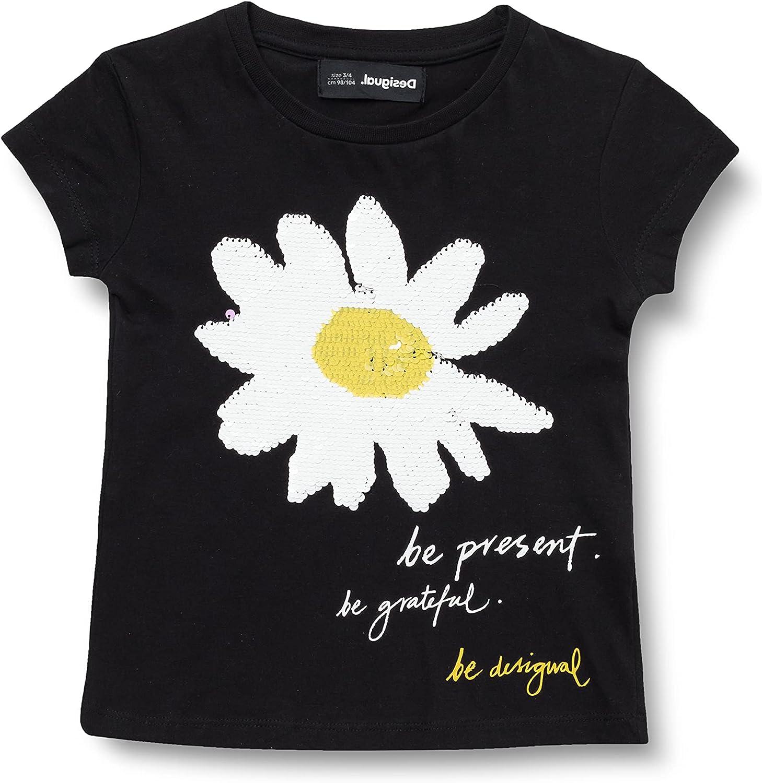 Desigual TS_amberes Camiseta para Niñas