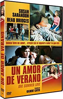 Un Amor de Verano  DVD 1976 One Summer Love
