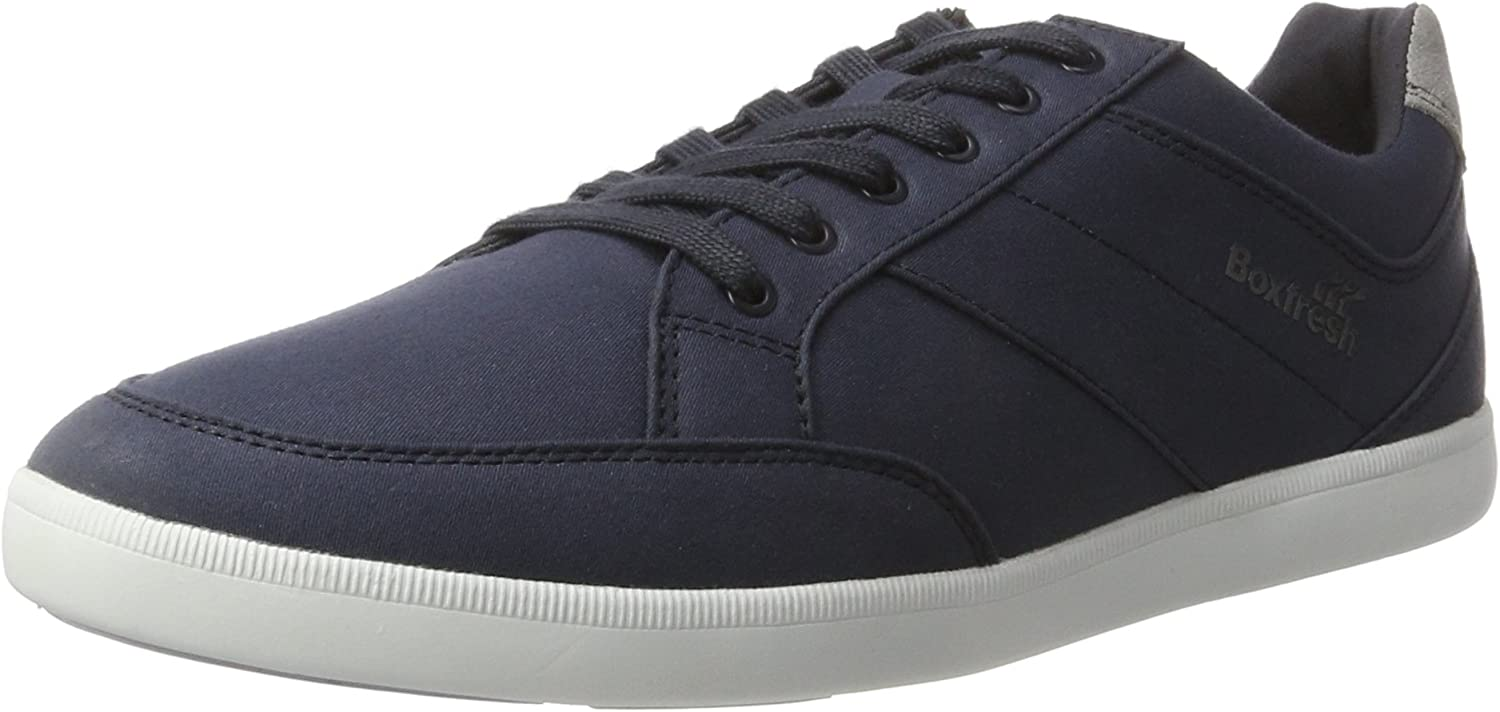 Boxfresh Men's Creeland Sh Gdye SDE NVY Med Gry Trainers