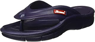 Paragon Men's Blue Flip Flops Thong Sandals - 10 UK/India (45 EU) (EV1125G)