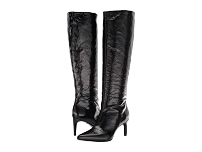 rag & bone Beha Knee High Boot (Black) Women