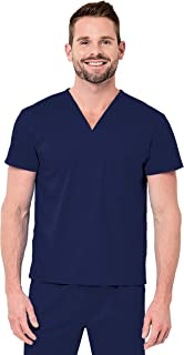 Elements Unisex V-Neck Scrub Top EL9605 | Four Way Stretch | Perfect for Medical, Dental, Veterinary and O.R.
