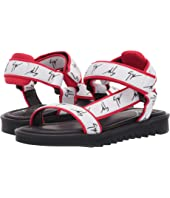 Giuseppe Zanotti Kids - Bond Gomma Sandals (Toddler/Little Kid)