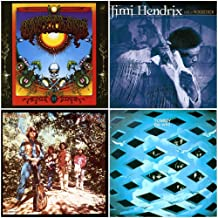 The Classic Woodstock Collection: 4 CD Albums (Aoxomoxoa / Jimi Hendrix Live at Woodstock / Green River / Tommy)