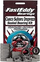 Tamiya Cusco Dunlop Subaru Impreza (TA-05 v.II) Sealed Ball Bearing Kit for RC Cars