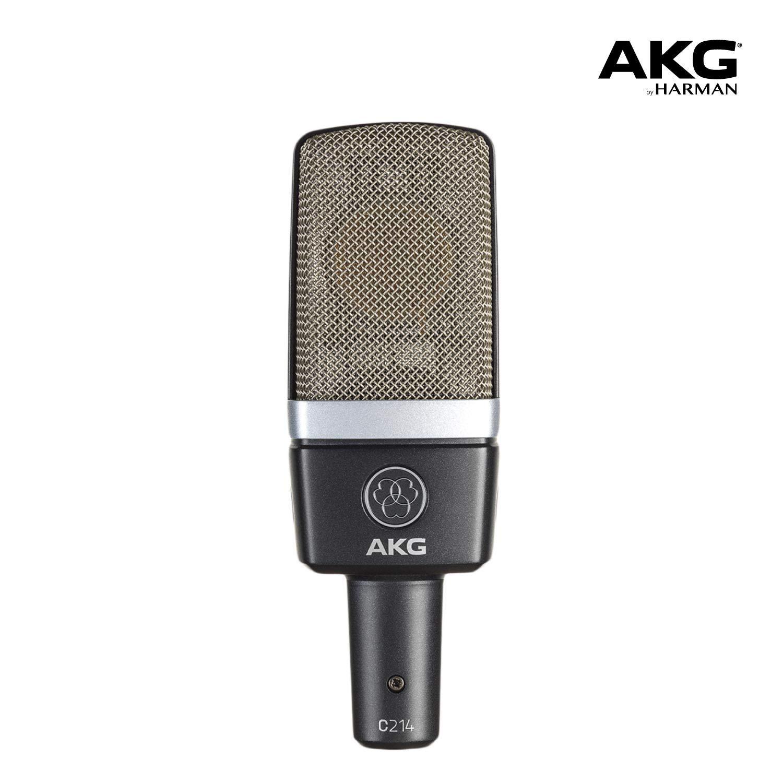 AKG Pro Audio C214 Large Diaphragm