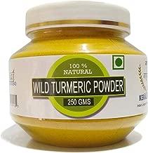 RT Homemade Fresh Wild Turmeric Powder (250 Gm)