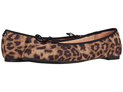 Circus by Sam Edelman Charlotte (Brown Black Cheetah Print Fabric) Women