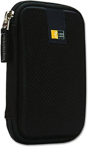 Case para HD Portátil, Case Logic, Mochilas, Capas e Maletas para Notebook, Preto, Case Logic, Mochilas, capas e male...