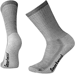 Smartwool Men's Hiking Sock Size:10-13/Shoe Size: 6-12 Crew Sock (Sock Size:10-13/Shoe Size: 6-12