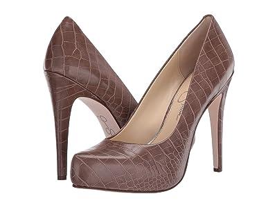 Jessica Simpson Parisah (Taupe) High Heels