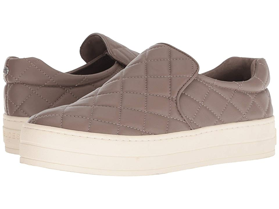 J/Slides Harlee (Taupe Leather) Women