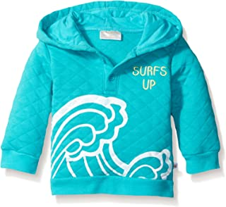 Rosie Pope Baby Boys' Surfs Up Hoodie