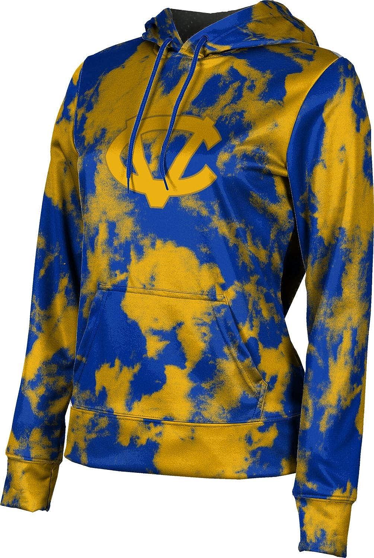 ProSphere D. H. Conley High School Girls' Pullover Hoodie, School Spirit Sweatshirt (Grunge)
