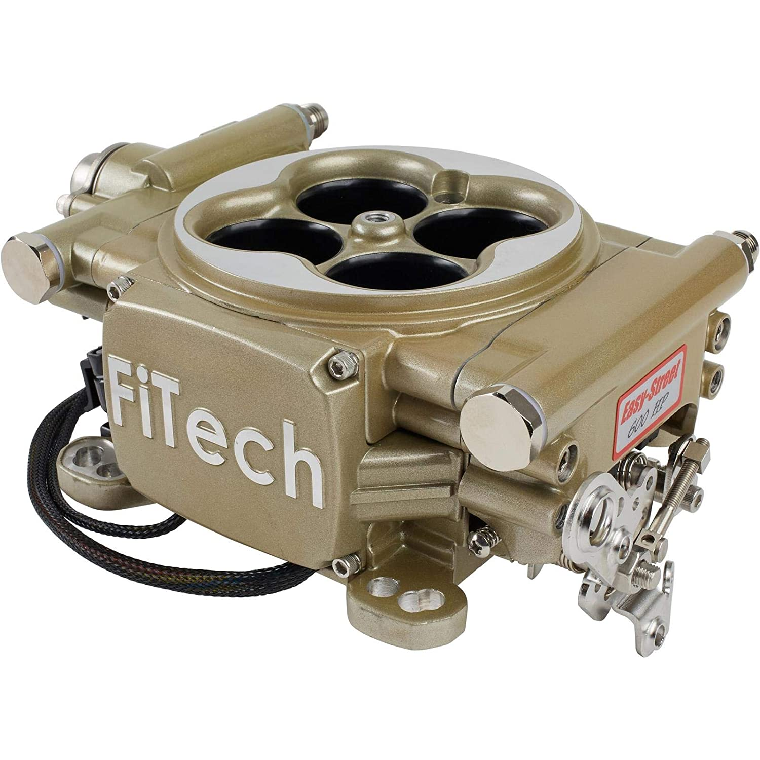 Fitech Easy Street Efi System Up To 600hp