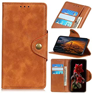 TingYR Case for Realme C11 2021 Cover, Cover Flip Case Stylish Wallet Case with Card Slots Shockproof, Case for Realme C11...
